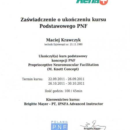 PNF podstawowy